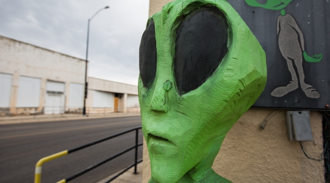 Day 5: Roswell, NM